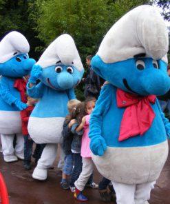blauen Freunde